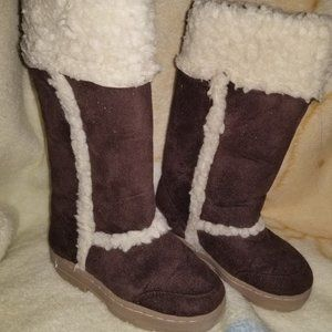 Other - Child's highcut booty Moccasins Size 11